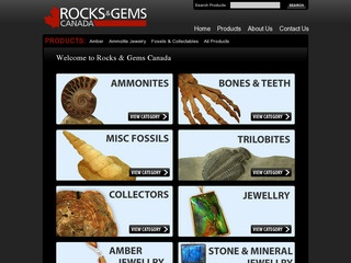 Rocks & Gems Canada :: Whistler :: Shopping