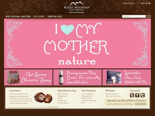 Rocky Mountain Soap Company :: Whistler :: Shopping
