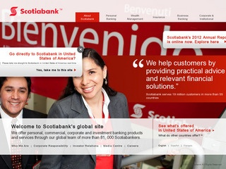 Scotiabank :: Whistler Services :: Finance & Insurance