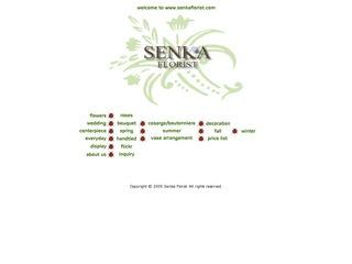 Senka Florist :: Whistler Cay ::