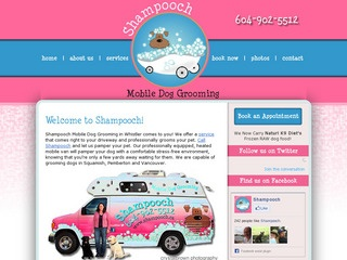 Shampooch Mobile Dog Grooming :: Whistler Services :: Property & Commercial