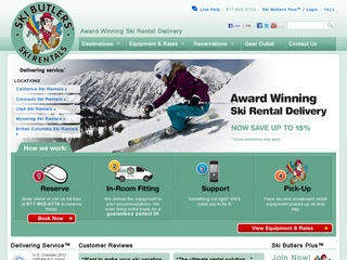 Ski Butlers :: Whistler :: Shopping