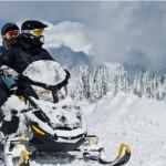 Whistler Snowmobile Tours :: Blackcomb Mountain :: Not Extreme