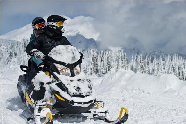 Whistler Snowmobile Tours