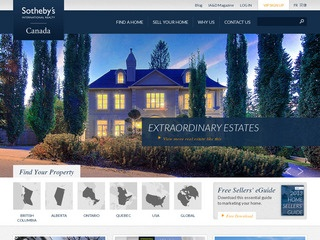 Sotheby's International Realty Canada :: Whistler :: Real Estate