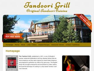 Tandoori Grill :: Whistler Village North :: Casual Dining
