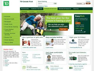 TD Waterhouse Financial Planning :: Whistler Services :: Finance & Insurance
