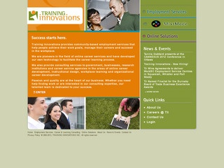 Training Innovations Inc. :: Whistler Services :: Business & Professional