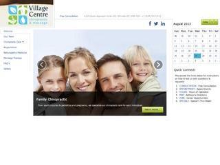 Village Centre Chiropractic & Massage :: Whistler Healthcare :: Massage & Medicine