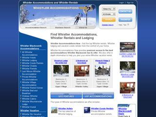 Whistler Accommodations :: Private Rentals by Owner