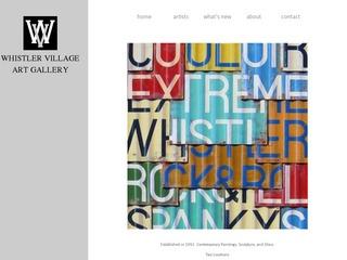 The Whistler Village Art Gallery :: Whistler :: Shopping