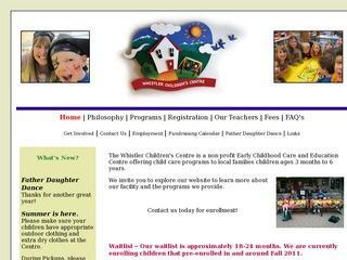 Whistler Children's Centre Society :: Whistler :: Spas Salons & Services