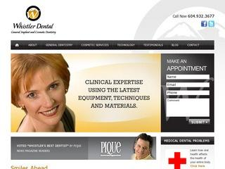 Whistler Dental :: Whistler Healthcare :: Massage & Medicine
