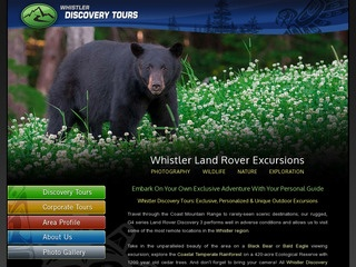 Whistler Discovery Tours :: Whistler Tours :: Activities in Whistler