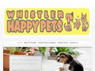 Whistler Happy Pets :: Whistler :: Shopping