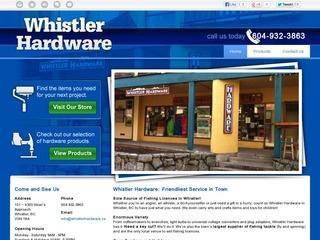 Whistler Hardware & Gifts :: Whistler :: Shopping