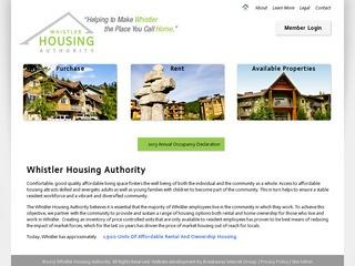 Whistler Housing Authority :: Whistler :: Real Estate