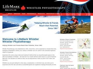 Whistler Physiotherapy Group :: Whistler Healthcare :: Massage & Medicine