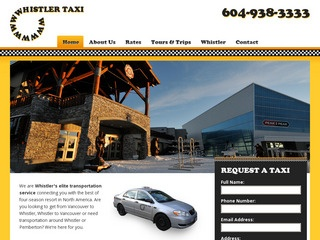 Whistler Taxi :: Whistler Transportation :: Getting to Whistler