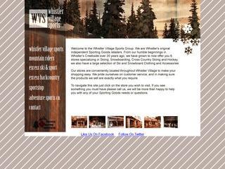 Whistler Village Sports :: Whistler Village :: Sporting Goods & Clothing