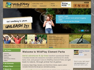 Wildplay Whistler :: Whistler Tours :: Activities in Whistler